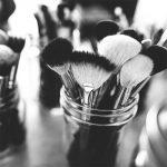 pulire pennelli trucco