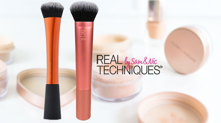 Recensione Face Expert Brush Real Techniques