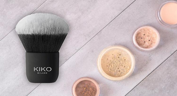 "Pennello Kabuki Kiko ""Face 13 Kabuki Brush"""