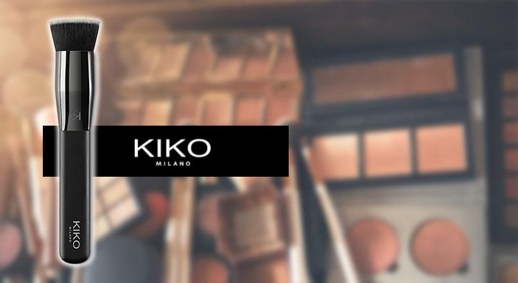 Pennello fondotinta Kiko Face 05 Round Foundation Brush