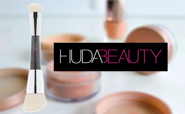 Pennello per contouring viso Hoda Beauty